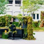 """""""Das grüne Büro"""" – Anke Sindermann"""
